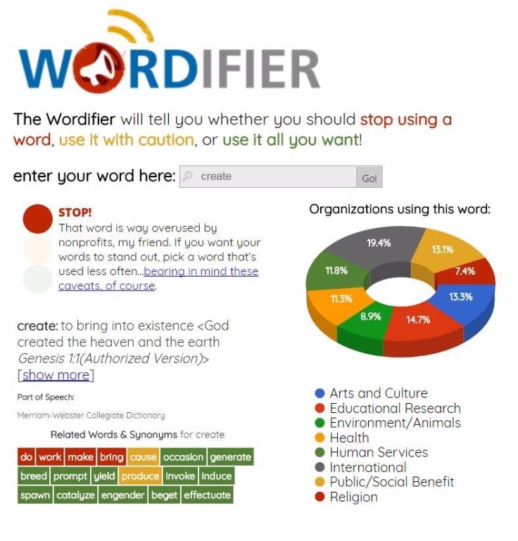 wordifier